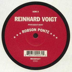 VOIGT, Reinhard - Robson Ponte