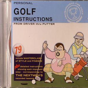 The Nextmen Various Golf Instructions From Driver Thru