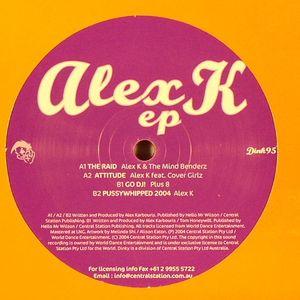 ALEX K & THE MIND BENDERZ/PLUS 8 - EP