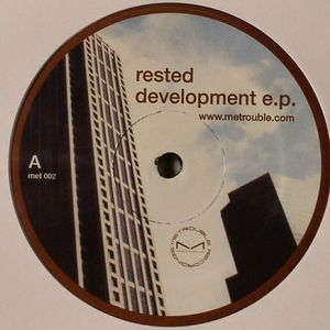 ROSARIO, Ralphi/MARTIN FRY/BRETT LONG - Rested Development EP