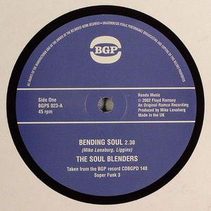 SOUL BLENDERS, The - Bending Soul