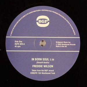 WILSON, Freddie/THE HOUSTEN OUTLAWS - In Born Soul