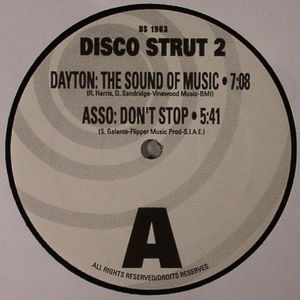 VARIOUS - Disco Strut Volume 2 (warehouse find)
