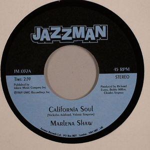 SHAW, Marlena - California Soul