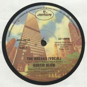 BLOW, Kurtis - The Breaks