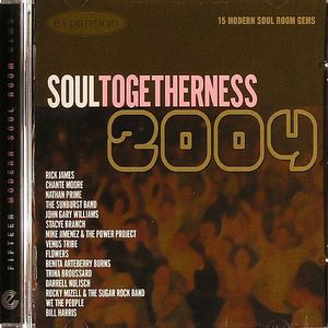 VARIOUS - Soul Togetherness 2004 (15 Modern Soul Room Gems)