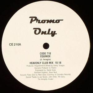 CODE 718 - Equinox (Danny Tenaglia production)