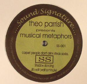 PARRISH, Theo - Musical Metaphors