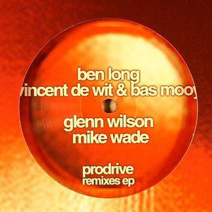 HUMPHRIES, Mike - Prodrive Remixes EP