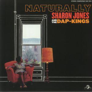 JONES, Sharon & THE DAP KINGS - Naturally