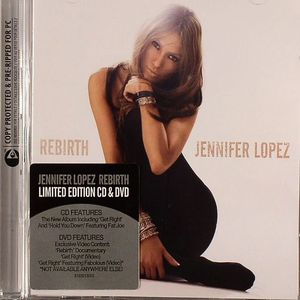 LOPEZ, Jenifer - Rebirth