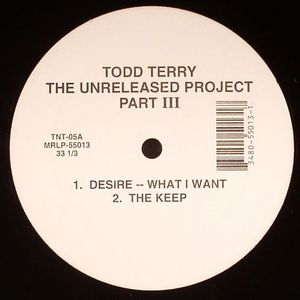 TERRY, Todd - Unreleased Project Part 3