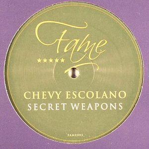 ESCOLANO, Chevy - Secret Weapons