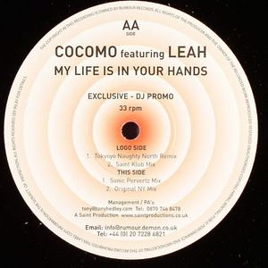 COCOMO feat LEAH - My Life Is In Your Hands