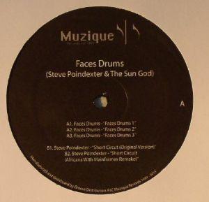 FACES DRUMS/STEVE POINDEXTER - Split 12