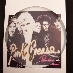 PINK GREASE - Peaches