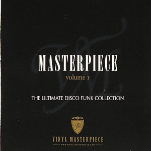 VARIOUS - Masterpiece Volume 1: The Ultimate Disco Funk Collection