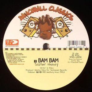 SISTER NANCY - Bam Bam (Stalag Riddim)