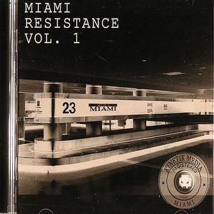 VARIOUS - Miami Resistance Vol 1