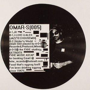 OMAR S - 005