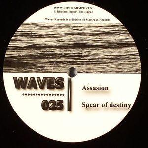 ASSASION - Spear Of Destiny