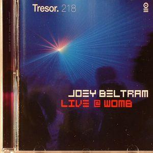 BELTRAM, Joey/VARIOUS - Live @ Womb