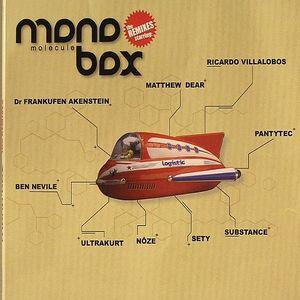 MONOBOX - Molecule (remixes)
