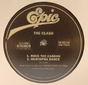 CLASH, The - The Magnificent Seven