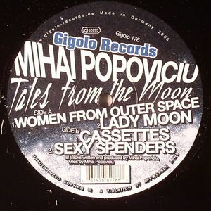 POPOVICIU, Mihai - Tales From The Moon