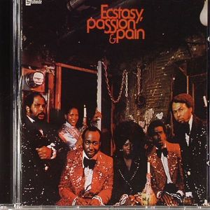 ECSTASY PASSION & PAIN - Ecstasy Passion & Pain