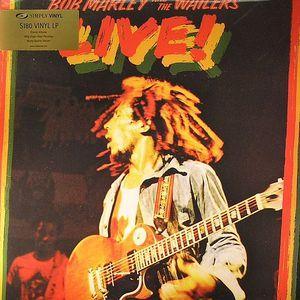 MARLEY, Bob & THE WAILERS - Live!