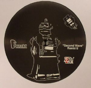 EXZAKT - Second Wave EP (remixes)