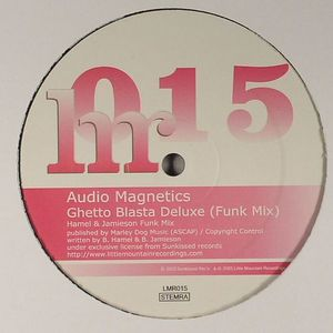 AUDIO MAGNETICS - Ghetto Blasta Deluxe