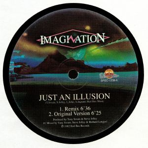 IMAGINATION - Just An Illusion