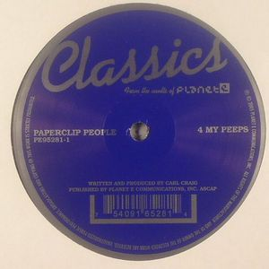 PAPERCLIP PEOPLE - 4 My Peepz