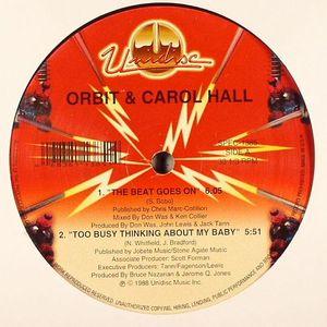 ORBIT & CAROL HALL/EMPIRE/FELIX & JARVIS - The Beat Goes On