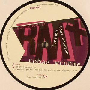 WRUHME, Robag - Wortkabular (remixes)