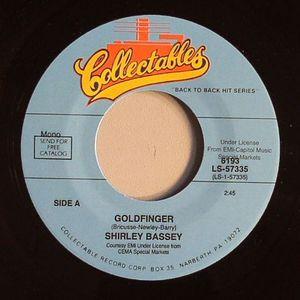 BASSEY, Shirley/KIM CARNES - Goldfinger
