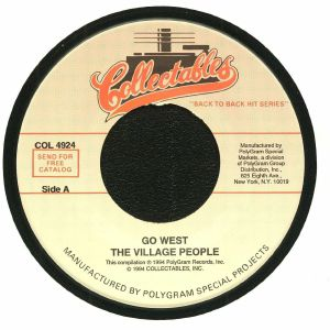 VILLAGE PEOPLE, The - Go West