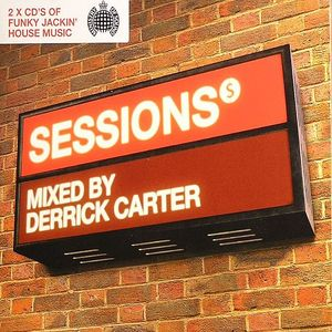 CARTER, Derrick/VARIOUS - Sessions