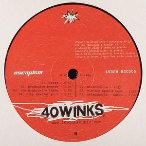 40 WINKS - Extended Pleasure