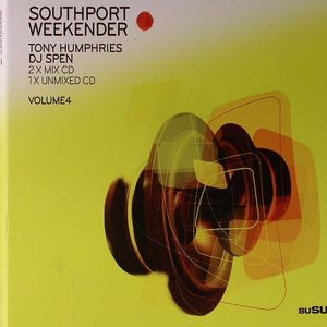 HUMPHRIES, Tony/DJ SPEN/VARIOUS - Southport Weekender Volume 4