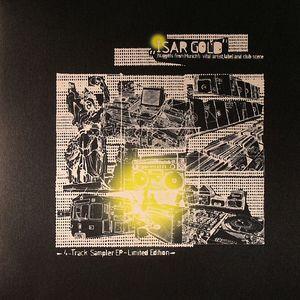 MAGNIFIQUE/BEN MONO feat CAPITAL A/JICHAEL MACKSON/JULIUS KAMMERL - Isar Gold Sampler EP (Nuggets from Munich's Vital Artist Label & Club Scene)