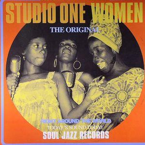 VARIOUS - Soul Jazz Presents: Studio One Women
