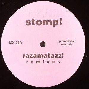 STOMP!/TWO TONS OF FUN - Razamatazz!