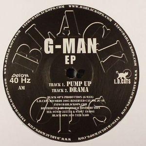 G MAN - G Man EP