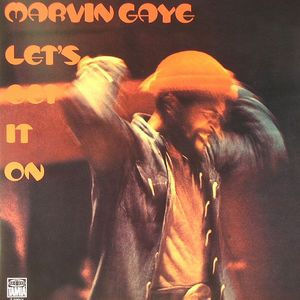 GAYE, Marvin - Let's Get It On
