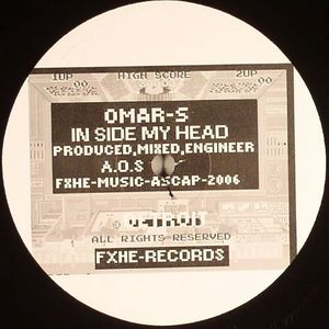 OMAR S - In Side My Head