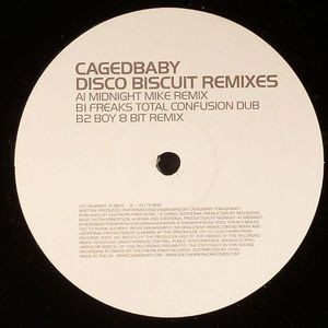 CAGEDBABY - Disco Biscuit (remixes)