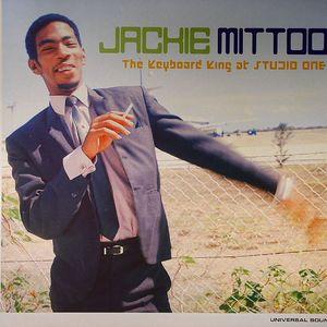 MITTOO, Jackie - Jackie Mittoo (The Keyboard King At Studio One)